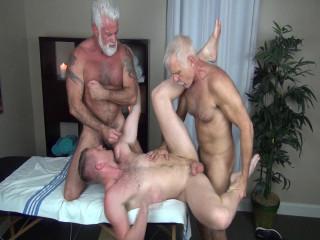Hot 3some Allen Silver, Jake Marshall & Billy Warren (1080p)