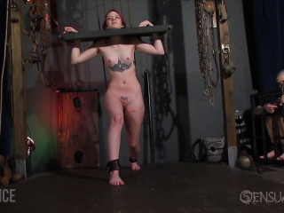 Jessica Kay, Abigail Dupree Whips and Stocks for slave jess (2017)