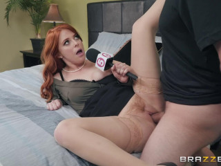 Penny Pax - Ramming The Reporter