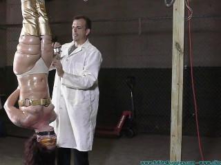 Trapped, Hung, mummified