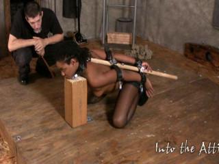 Celeste Restrain bondage (2008)