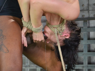 HT - October 29, 2014 - Elise Graves and Jerk Hit - Restrain bondage Therapy Part 2 - HD