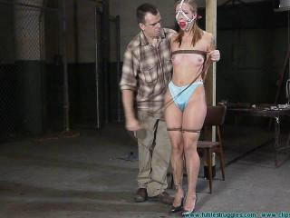 Playing with My Prize - Extreme, Bondage, Caning