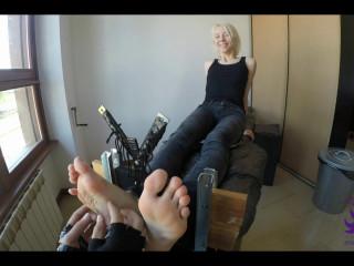 Tickle Torture Girl  Porn part 34