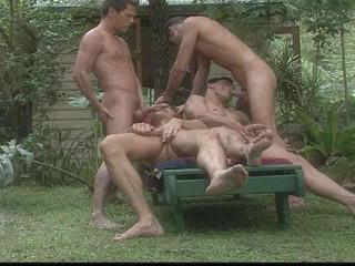 Hot Aqua Orgy