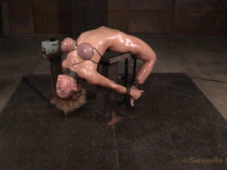 Fucking Machine and Pounded Anally! - Dee Williams - HD 720p