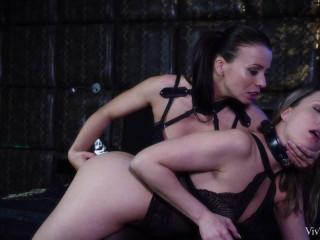 Dark Desires - Blue Angel and Vicky Love - Full HD 1080p