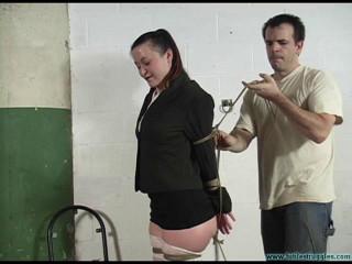 Serene Isley wants Tight Bondage!