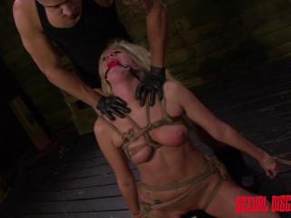 Layla Price Prays for Sybian, Strap Bondage, Tough Fuck-fest & Deep-throat BJ