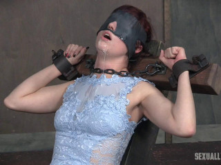 Brutally face fucked and deep throated!-rough bdsm porn