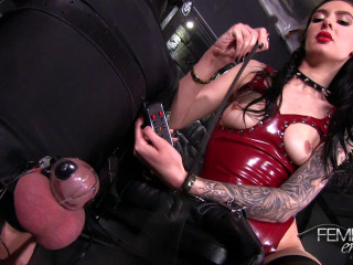 Chastity Cum Training