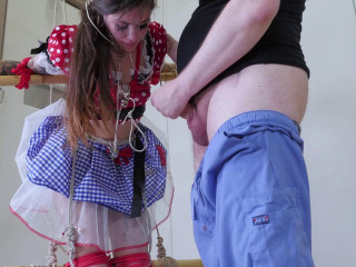 Anal Playtime For Sexy Slave