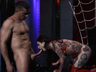 Dominate Fuck For Tattooed Slut Joanna Angel