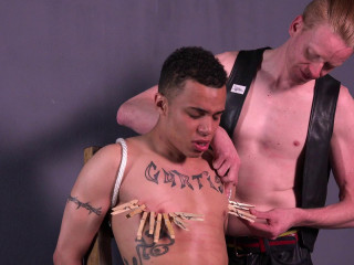 Curtis cock torture