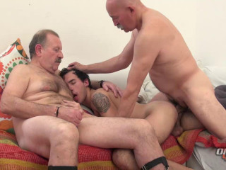 Hot 3some Astor Valenti, Don Diego & German Kessler (720p)