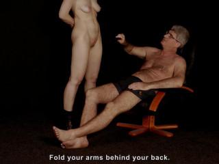Graias - The Punishment of a Young Model - part 2 - 1080p