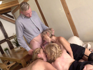 Irenka, Sandra S and Angelica - Mature