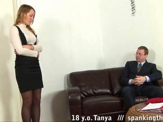 Smacking - Tanya Legal y.o (2013)