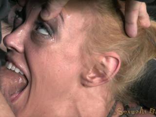 Big Titted Blond Bimbo Deepthroats 10in Of Cock - Dee Williams - HD 720p