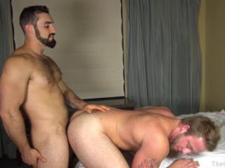 Aaron Bruiser and Jaxton Wheeler