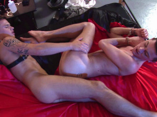 Fucked & Jizzed With Big Dick