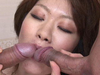 Rio Kagawa double penetration