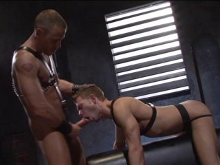 Hungry studs in rough fuck