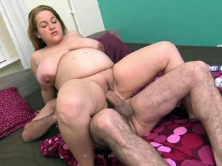 NEW Euro Amateur big tits pregnant BBW casting
