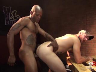 Raw Fuck Club - Bachelor Party Breeding - Dustin Steele and Osiris Blade [720p]