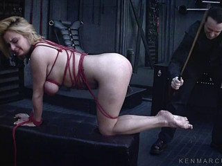 BDSM Session - Ashlee Graham and Damon Pierce