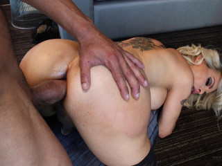 Hot Pov Fuck For Sexy Blond Shemale