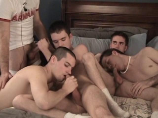 MBM Films - Marc's Orgy Afternoon Vol.3