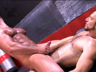 Jock Itch - part 2 Testicles To The Wall