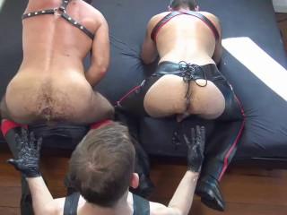 Cazzoclub - Kinky Fisting Session - Ale Tedesco, Michael Duncan, Michael Selvaggio