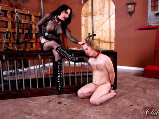 Mud from Mistress's Boots