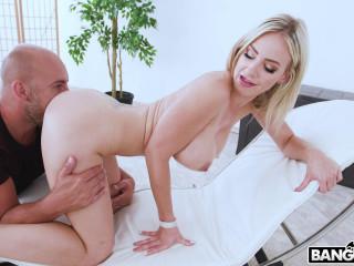 Nathaly Cherie - Creampie For a Hot Czech Ass