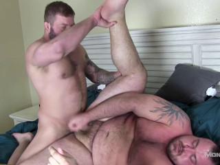 Hot Fucking of Hunter Scott & Colby Jansen (720p)