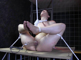 Bondage with Long-term Orgasm - Yvette Xtreme - Scene 1 - HD 720p