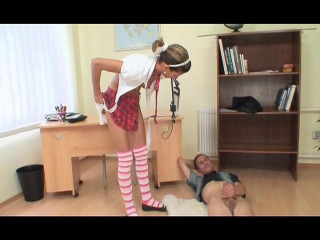 Pummel that naughty student