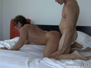 Blow-job and pummeling