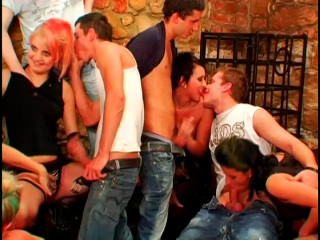 BiSex Party Vol #6 - Biker Bang