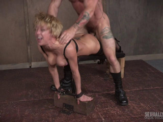 Dee Williams in the roughest hour in Porn!