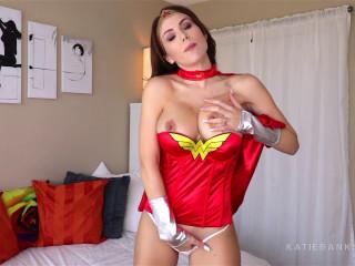 Wonder Girl - Katie Banks - Full HD 1080p