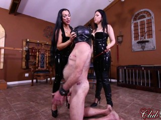 Queen Cheyenne, Lydia Supremacy - Violating Victim 23