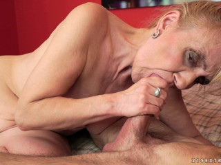 Nanney - Grandma's Internal ejaculation
