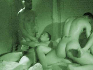 Night Vision Orgy