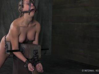 Cherie DeVille Elise Graves Compliance Part 2 - Extreme, Bondage, Caning