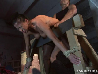 Domination of the Innocent Andrea - Andrea Black