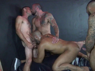 Leo Forte Group Fucked