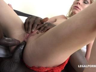Big black cocks for Claudia Mac